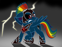 DarknessDash [request] by ThunderElemental