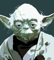 Yoda by musicisnotmisery