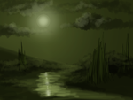 Swamp Speedpaint by krillatron