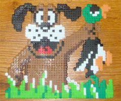 Duck Hunt Dog by Kagar