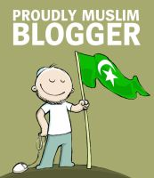 Proudly Muslim Blogger v4 by ademmm