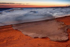 Beachice - HDR by yoctox
