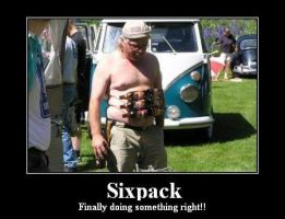 --Sixpack-- by NerinSerene