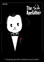 The Apefather by Laurent-Romero