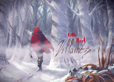 Little Red: Villainess by Akoustam5