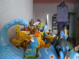 My Pokemon Collection not all by NewMoon-Dragoness