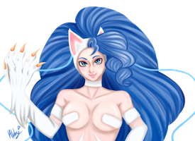 Felicia by kawaii-little-neko