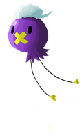 Drifloon by Edwardcrow