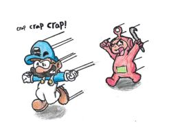 Crap by luigikirby64