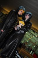 Roxas, Xion, and Roxas Plushie by Vocaloid01leaklady