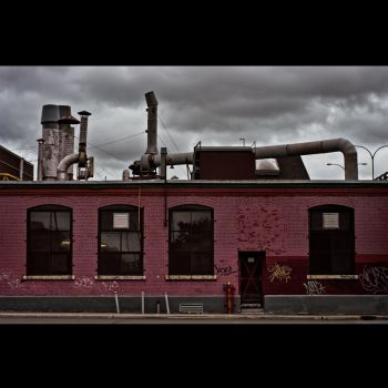 Pink Factory by cameraflou