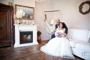 groom and bride by CIUCIU-Photography