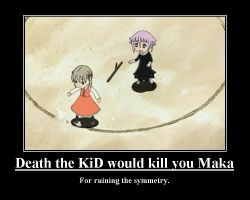 Death the Kid Would Kill You by PenguinPuff1298
