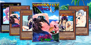 C.YGO - Summer Fest Pack by XyLeS09