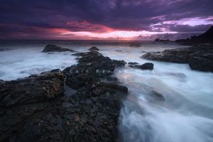 Nobbies Seascape by CainPascoe