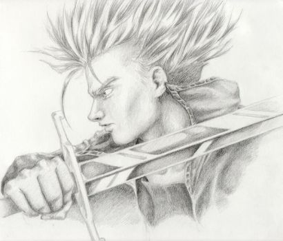 Live Action Trunks SuperSaiyan by Rider4Z