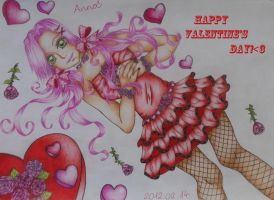 Happy valentines day! by Annaa998