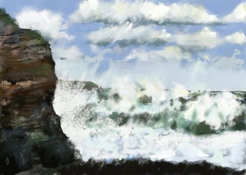 sea by Tilberger