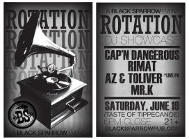 Rotation 2010 by rink05
