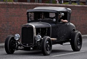 Ford Rod otr by cmdpirxII