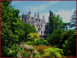 Regaleira Palace a Jewel in Sintra by Tigles1Artistry