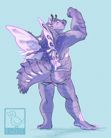 the most bara fairy by VCR-WOLFE