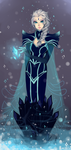 Elsa/Lissandra by berrycoat