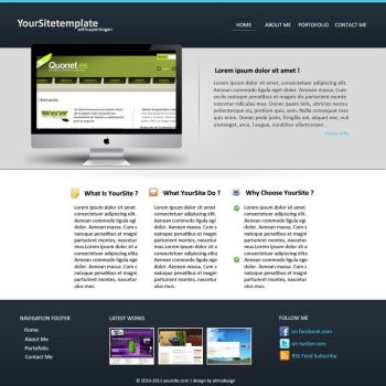 almodesign - Webtemplate by aLmo95
