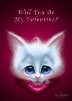 Will you be my Valentine by creaturedesign