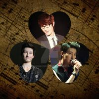 Heart Collage!!! by KangHaeHae