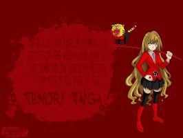 Rage of the Tenori Taiga by shaoron