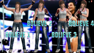The BOlieve Pose Pack! by IKeelYou457