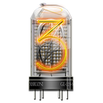 Steampunk Nixie Tube No. 3 Icon by yereverluvinuncleber