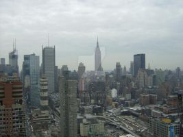 SE View of NYC From 42nd St. by Charlief43