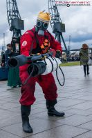 24th May MCM LON Team Fortress 2 RED Pyro 1 by TPJerematic