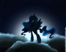 .:Luna the princess:. by Gamermac