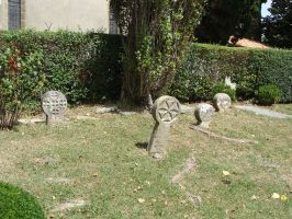 Steles basques by fairling-stock