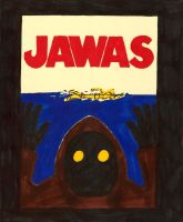 jawas poster by ballpointperson