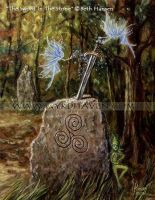 The Sword In The Stone by BlondeWitch