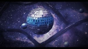 Space art by Caliban461700