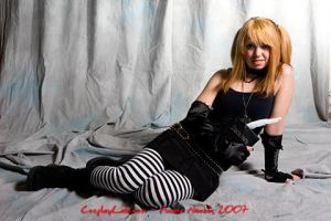 "Death Note ""Misa"" 1 by icevalkyrie7"