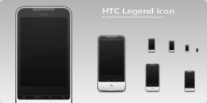 HTC Legend by Kshegzyaj