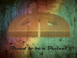 Proud to be a Deviant-2 by dncube