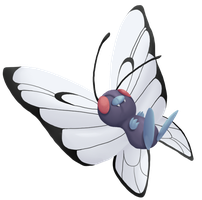 012_Butterfree by Luunan