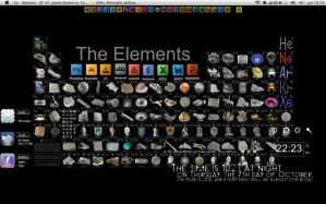 THE ELEMENTS by xeronimo