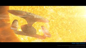 Solar Flare Analysis by trekmodeler
