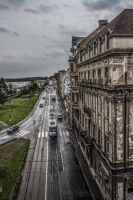 Rainy day in Belgrade by MilanNikolaPetrovic
