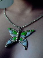fimo butterfly by Himmlich