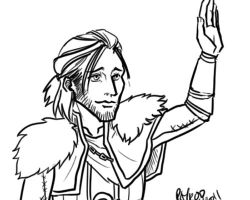 Anders princess wave by PayRoo