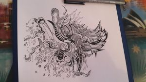 Doodle by BigRed3